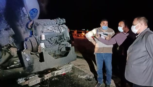 У Єгипті автобус зіткнувся з вантажівкою, 20 загиблих