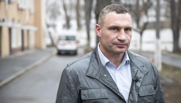 Кличко каже, що влада навіть штраф не може виписати за знесення будинку Уткіна