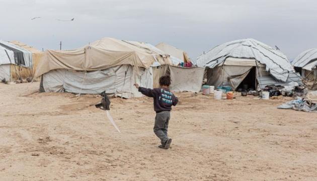 В сирийских лагерях остаются 40 украинских женщин и детей - HRW