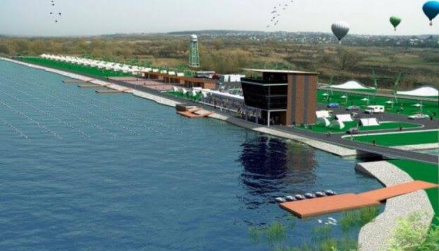 В Тернополе сооружают вторую очередь Водной арены