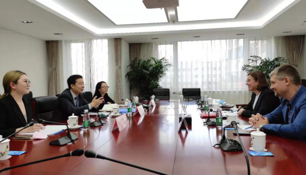 Ukraine, China plan to hold joint meeting on medical cooperation