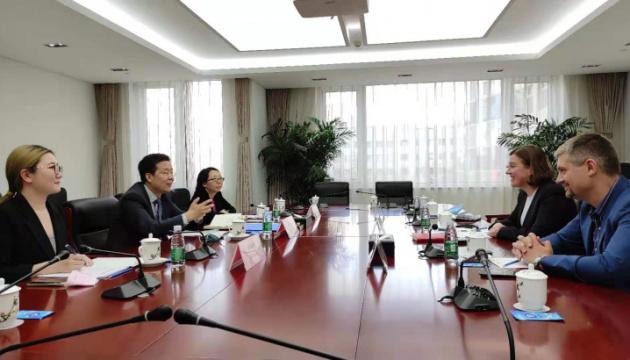 Україна і Китай планують провести спільне засідання з питань медичної співпраці