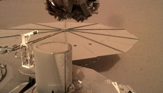 Посадочный модуль NASA на Марсе — в энергетическом кризисе