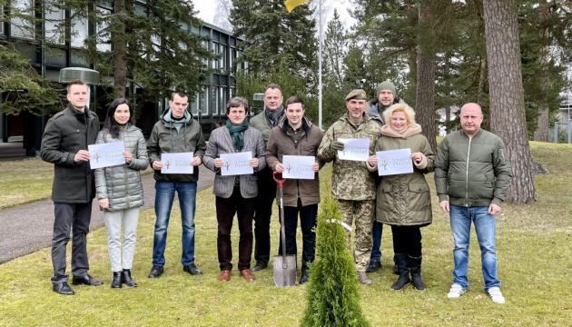 Посольство України у Фінляндії долучилося до міжнародної екологічної акції