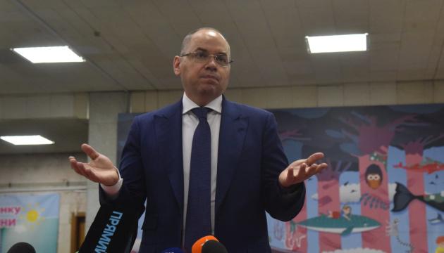 Ukraine bricht dritte Coronavirus-Welle - Gesundheitsminister