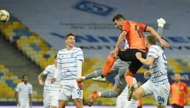 Букмекери дали прогноз на матч «Шахтар» - «Динамо»