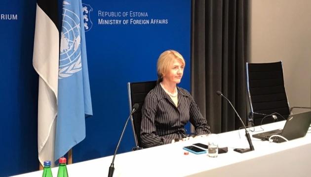 Глава МИД Эстонии подтвердила участие страны в саммите Крымской платформы