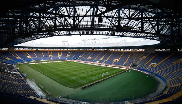 Збірна України може зіграти всі три товариські матчі в Харкові