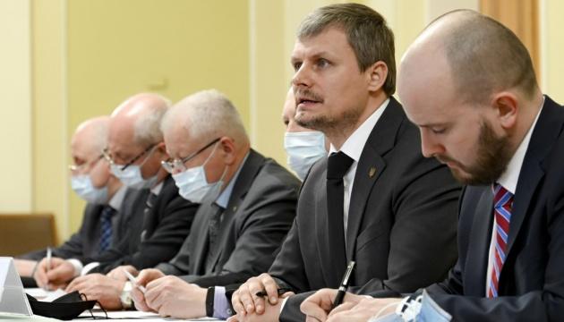 В ОП обговорили загострення ситуації на Сході зі стратегічними радниками країн НАТО
