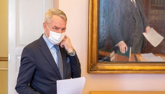 Росія своїми діями погіршує ситуацію з безпекою в Європі - глава МЗС Фінляндії