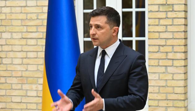 Кілька країн підписали декларацію про підтримку членства України в ЄС – Зеленський