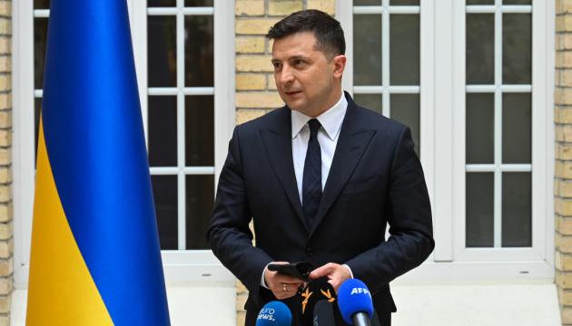 Зеленський пояснив, що змінилося у святкуванні Дня Європи з 2003 року