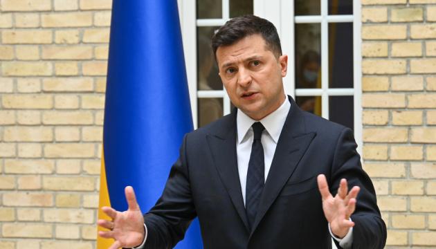 Зеленський пропонує Путіну зустрітися «в будь-якій точці українського Донбасу, де йде війна»