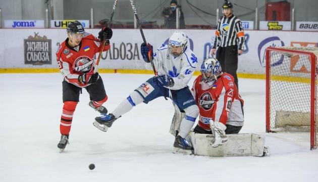 Плей-офф УХЛ: «Донбас» вийшов вперед у фіналі