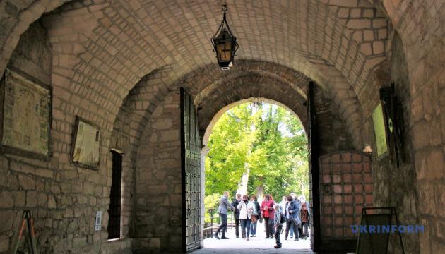 Фотопутешествие: 50 тысяч исторических эпизодов в Збаражском замке