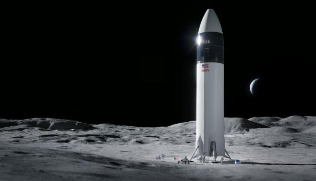 SpaceХ отримала контракт від NASA на відряджання астронавтів на Місяць у 2024 році