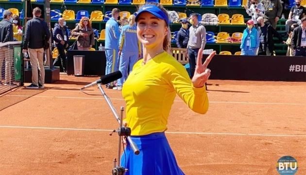 Свитолина: Победа есть победа, рада, что смогла выбраться из ситуации