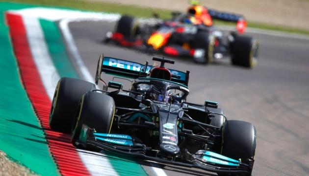 Формула-1: Гемілтон виграв кваліфікацію Гран-прі Емілії-Романьї