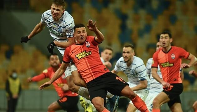 «Динамо» фактично гарантувало собі перемогу в УПЛ