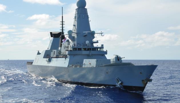 Британські бойові судна увійдуть в Чорне море у травні - ЗМІ