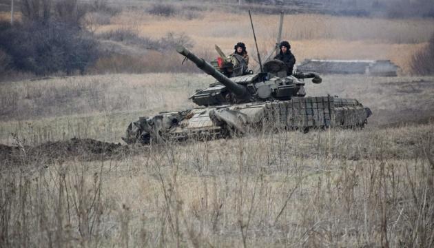 Im Konfliktgebiet Ostukraine neun Verletzungen der Waffenruhe gemeldet