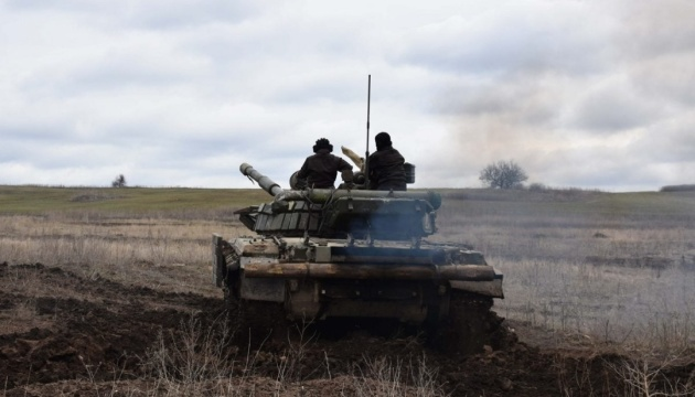 Eight ceasefire violations recorded in eastern Ukraine