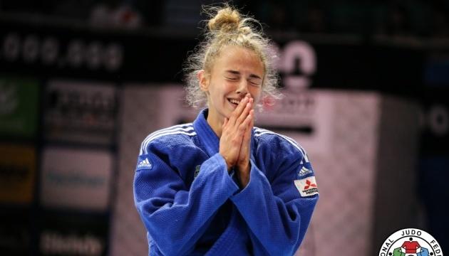 柔道ビロディド選手欧州選手権で銀 決勝戦は怪我で辞退