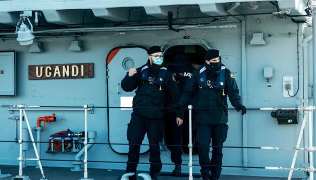 У Балтійському морі стартують протимінні навчання НАТО Open Spirit