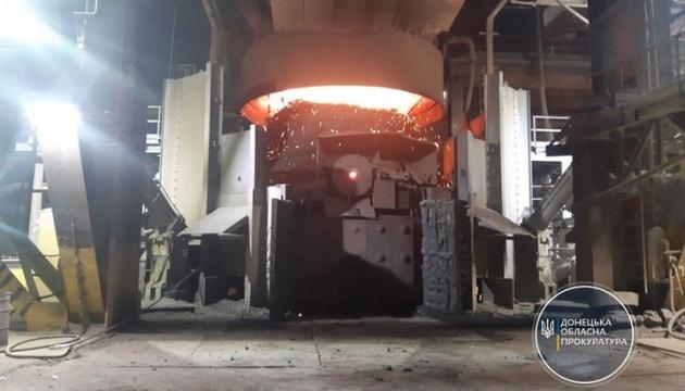 На «Азовсталі» стався вибух, майстер отримав тяжку травму
