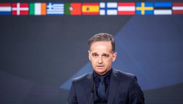 Новые санкции против России не улучшат положение Навального - Маас