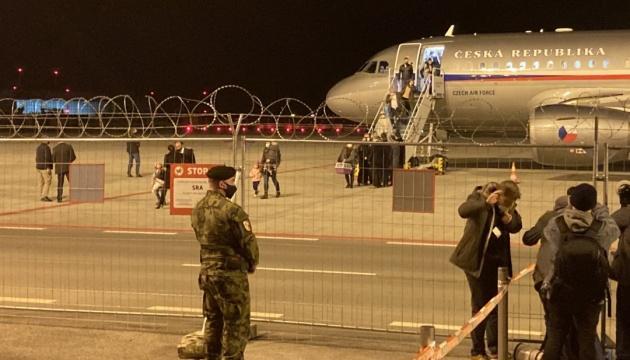 Чеські дипломати повернулися з Москви