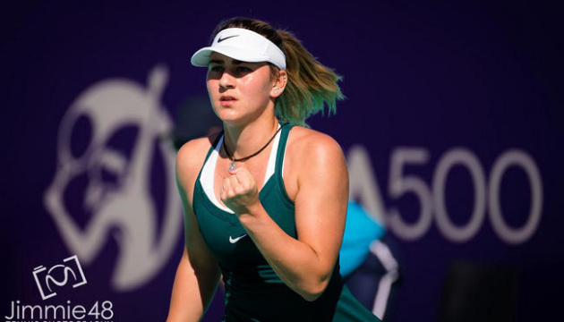 Костюк удачно стартовала на турнире  WTA250 в Стамбуле