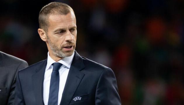 Президент УЕФА - английским клубам Суперлиги: Есть время передумать