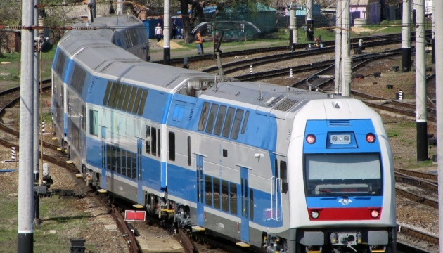 Укрзалізниця до кінця року отримає один із відремонтованих поїздів Skoda