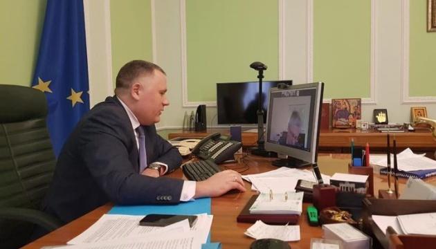 Жовква обговорив із радником прем'єра Хорватії безпеку на Сході