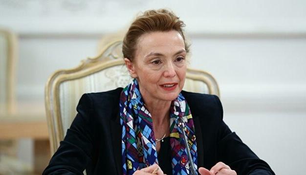 Marija Pejčinović Burić: Le Conseil de l'Europe soutient pleinement la souveraineté et l'intégrité territoriale de l'Ukraine