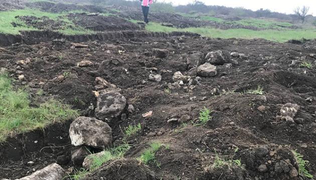 У Миколаєві «чорні копачі» розрили пам'ятку археології античної доби