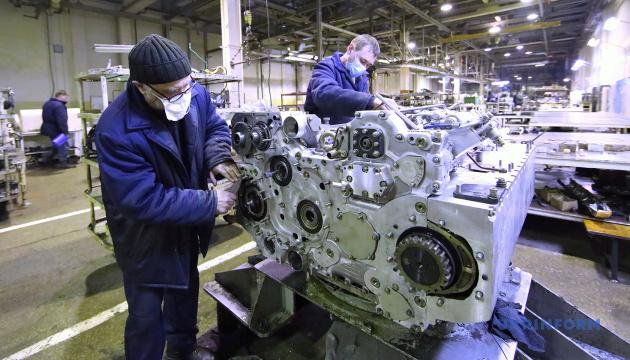 Модернизированные Т-64 оборудуют двигателем в тысячу «лошадей» - директор завода Малышева