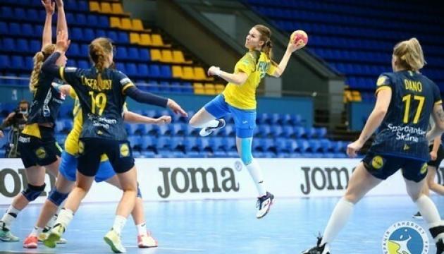 Гандболистки Швеции из-за пандемии сыграют с Украиной вторым составом