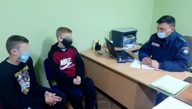 Полиция нашла подростков, сбежавших из приюта на Прикарпатье