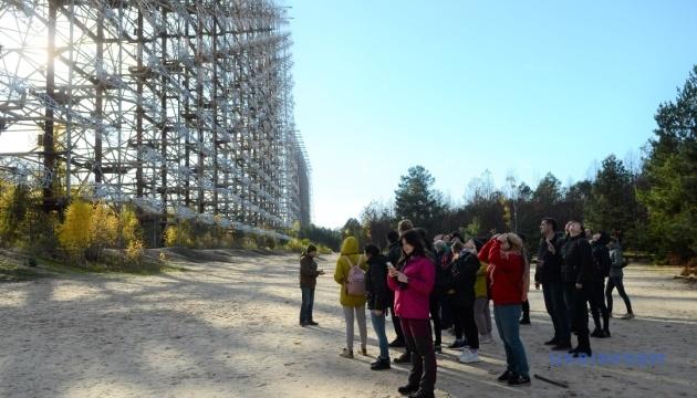 Держтуризм: 90% туристів у Чорнобилі – іноземці