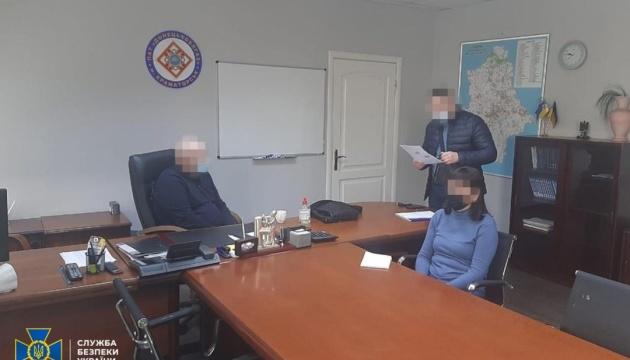 СБУ заблокувала несанкціонований відбір газу на Донеччині
