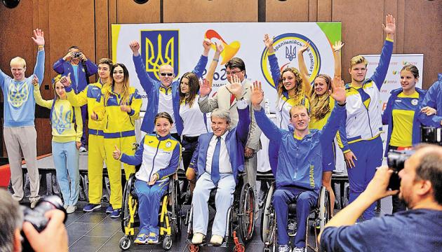 Более 50 украинских паралимпийцев уже вакцинировались от COVID-19 - Сушкевич