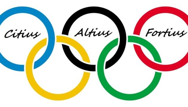 У МОК запропонували змінити олімпійський девіз «Швидше, вище, сильніше»