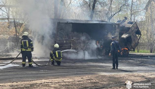 Во время пожара в воинской части на Луганщине пострадали трое бойцов - ГБР