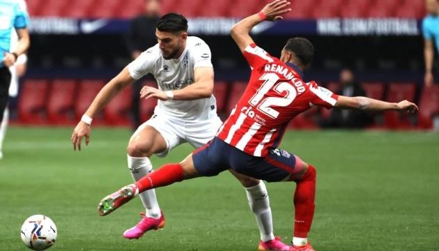 Ла Ліга: «Атлетико» перемагає «Уеску» і повертає собі лідерство