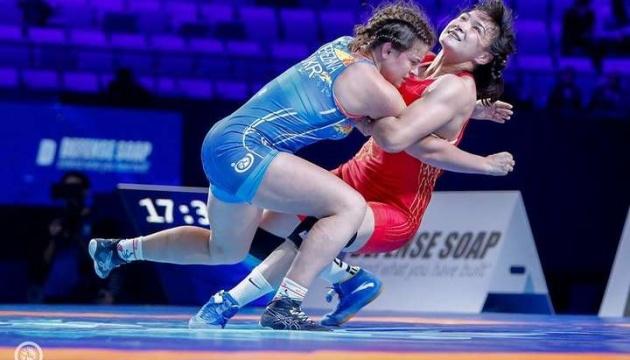 Украинские борчихи Демко и Бережная выиграли бронзовые медали на чемпионате Европы в Польше