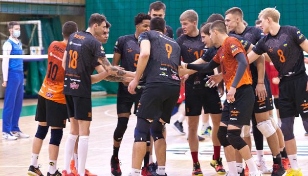 «Барком-Кажаны» стали трехкратными чемпионами Украины по волейболу
