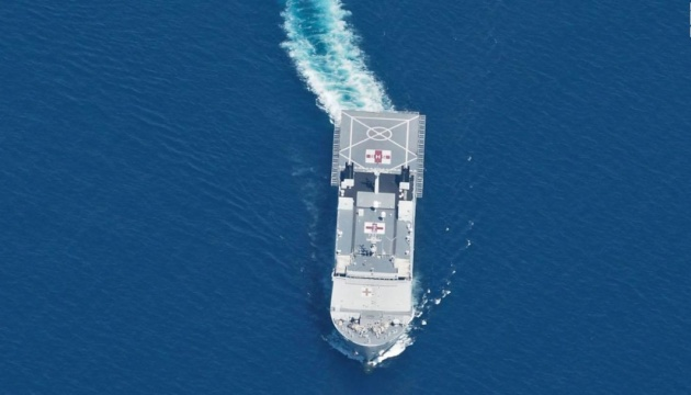 Сутки для спасения: продолжаются поиски пропавшей субмарины ВМС Индонезии
