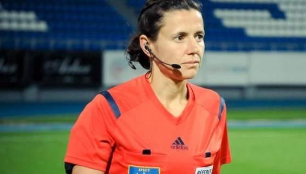 Монзуль та Стрілецька судитимуть футбольні матчі Олімпіади в Токіо